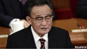 Chủ tịch Quốc hội Trung Quốc, Ngô Bang Quốc