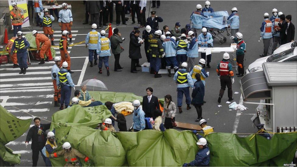 صور تسونامي اليابان 2011 وزلزال اليابان 2011 نتج عنها تسونامي اليابان 2011 و2011 Japan Tsunami