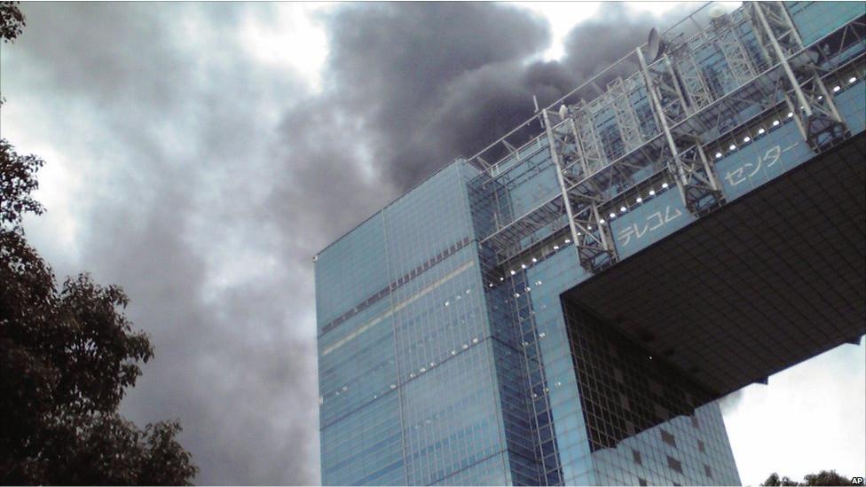 زلزال اليابان 2011 صور كارثة