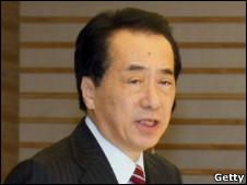 نائوتو کان، نخست وزیر ژاپن