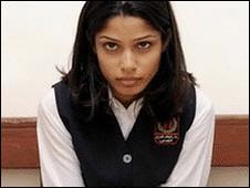 فریدا پینتو، بازیگر هندی فیلم