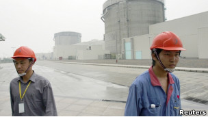 АЭС в провинции Чжэцзян в Китае