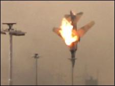 军机在班加西被击落