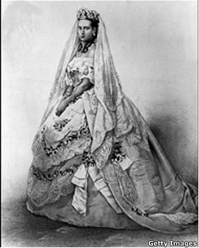 Los vestidos de novia de la realeza