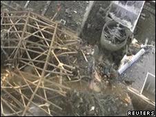 日本福岛第一核电站机组受损严重(21/03/2011)