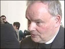 Reverendo David McIlveen