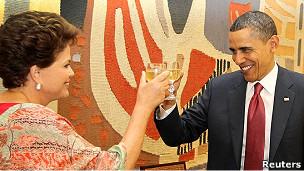 Relação entre Obama e Dilma pode aproximar Brasil e EUA após fracasso no acordo com o Irã
