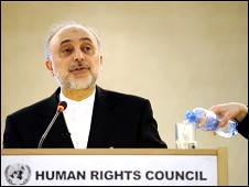 سازمان ملل به تعیین گزارشگر ویژه حقوق بشر برای ایران رأی داد