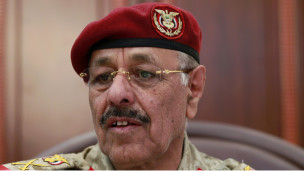 اللواء محسن الأحمر