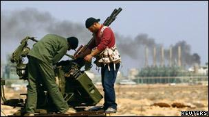 Rebeldes libios