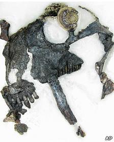 Fósil de Tiarajudens