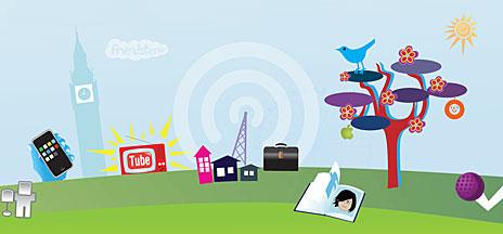 Foro Mundial de Redes Sociales, en Londres