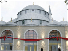 بزرگترین مسجد آلمان