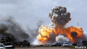 Bombardeo de la OTAN