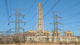 خط انتقال برق