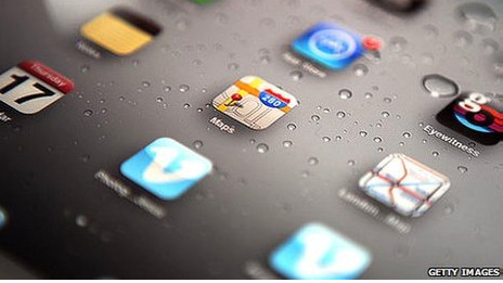 Apps de teléfonos inteligentes