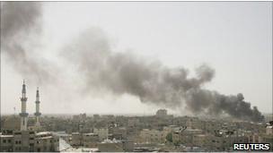 بیست پیکارجو و غیرنظامی فلسطینی هم در حملات تلافی جویانه اسرائیل جان خود را از دست داده اند.