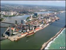 Porto Digital de Recife, pólo que busca mão-de-obra qualificada (Foto: Petrobras / AFP / HO/ Getty Images)