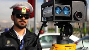 قوانین جدید راهنمایی و رانندگی در ایران