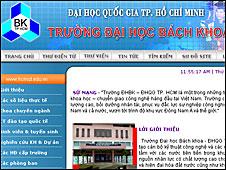 Trang mạng ĐHBK tpHCM