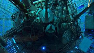 مفاعل الانشطار النووي