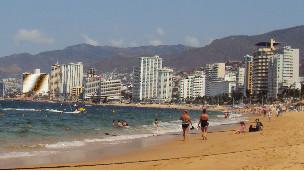 Acapulco. Foto de archivo