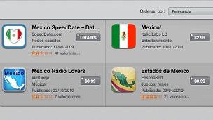 Apps sobre México para iPad