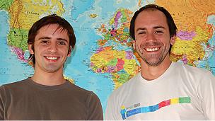 Creadores del programa Prey