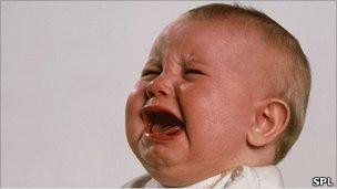 Vinculan llanto excesivo de bebés a problemas de comportamiento