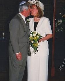 Matrimonio de Theo con Patricia