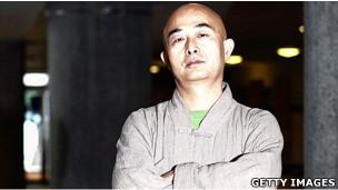 中国作家廖亦武(资料照片)