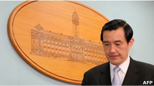 台湾总统马英九(01/04/2011)