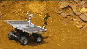 Vehículo robotizado