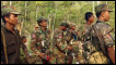 Lính Campuchia gần khu vực biên giới