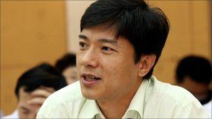 Robin Li, fundador de Baidu