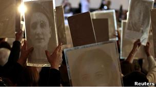 Desaparecidos durante la dictadura militar en Argentina