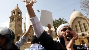 مظاهرة سلفيين في مصر
