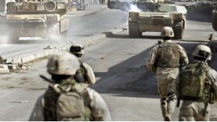 قوات امريكية في العراق