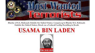 La página de los más buscados del FBI que da por muerto a Bin Laden
