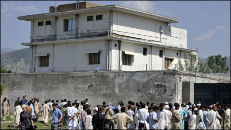 Khu nhà của Osama Bin Laden tại Abbottabad