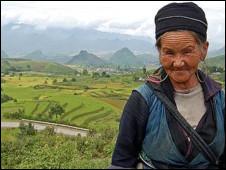 Ng ° ¡ i Hmong vu ng Tây B    c Viê #t Nam - hi nh t ° liê #u
