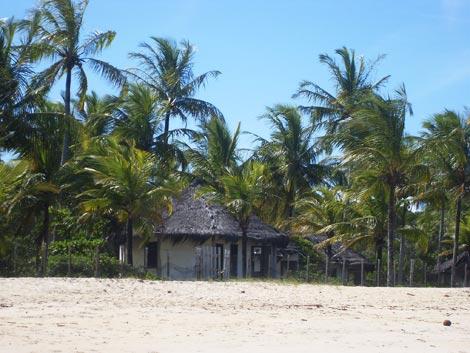 Beach at Bahia, Brazil