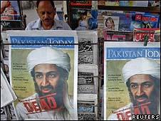 Tin tức về Bin Laden