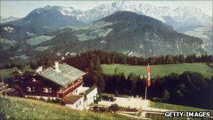 Casa de Hitler en los Alpes