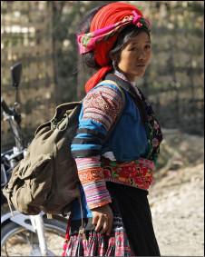 Phụ nữ Hmong