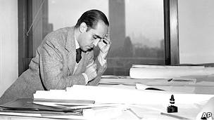 Oscar Niemeyer en Nueva York