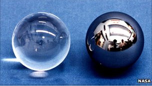 Esferas de cuarzo