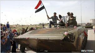 叙利亚坦克
