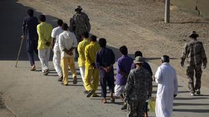 伊拉克监狱