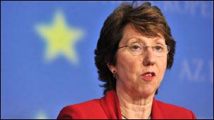 Bà Catherine Ashton
